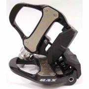 Pedal Speed Venzo Rvx Aluminio C/Taquinho Preto