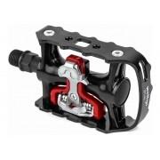 Pedal Wellgo Mtb Clip M998 Preto C/ Taquinho ALUMINIO