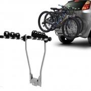 Rack Transbike Traseiro De Engate B3x Eqmax Suporte 3 Bikes