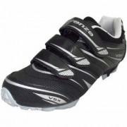 Sapatilha 41 Venzo Speed Vsx Preto 3 Velcros