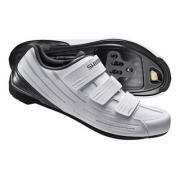 Sapatilha Shimano Road Speed SH-RP200 3 velcros branco
