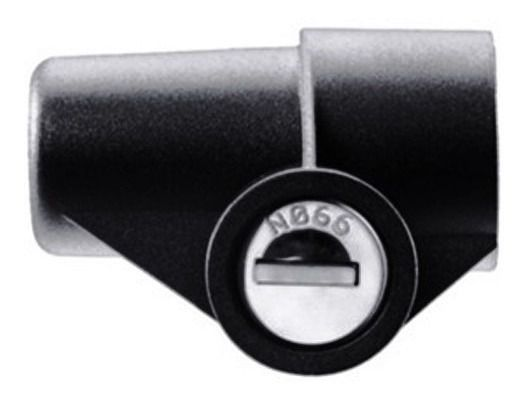 Acessorio Trava Anti Furto Com Chave Thule 9502 9503 972 957