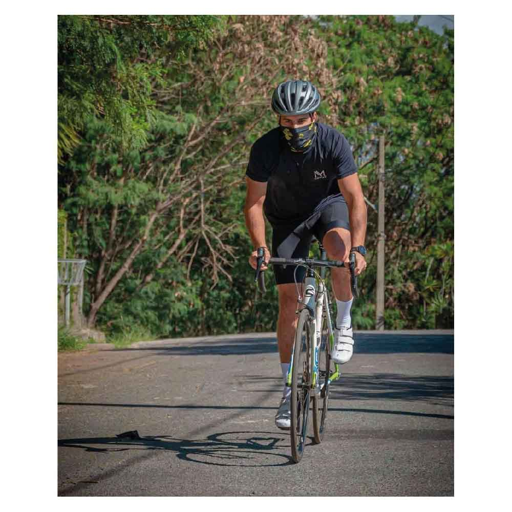 Bandana Maia  Nomad Ciclismo preto