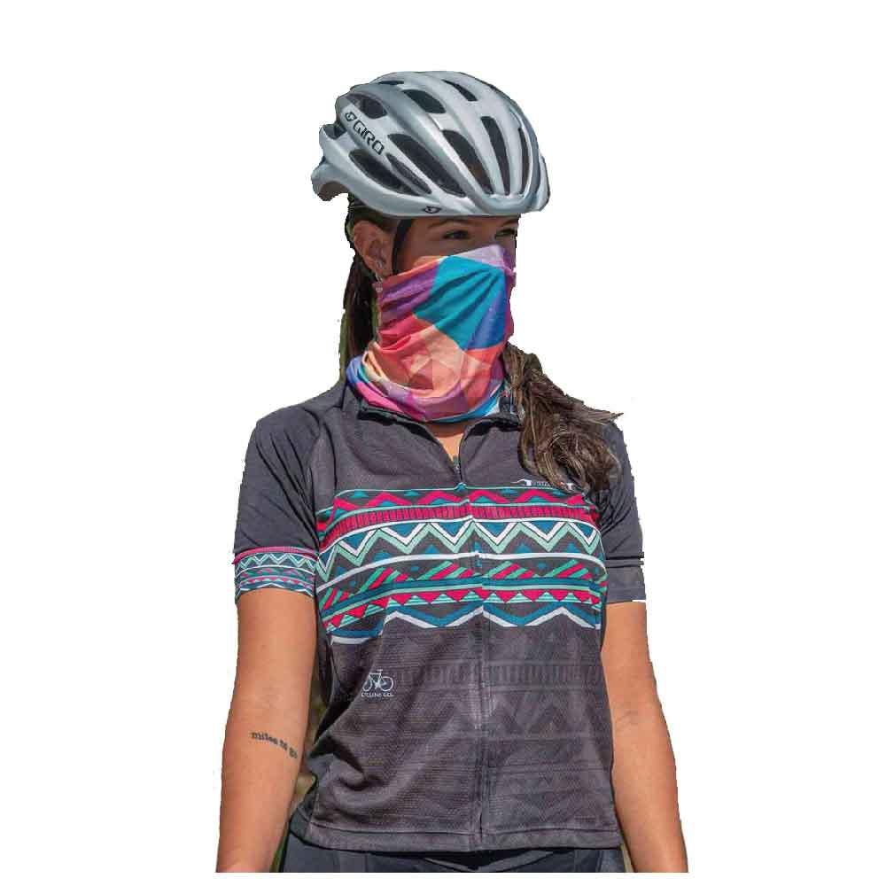 Bandana Prisma Nomad Ciclismo rosa