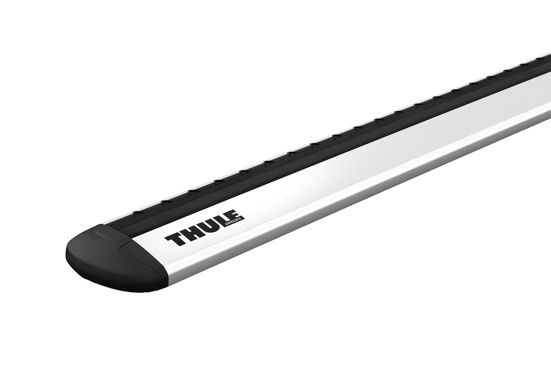 Barra Thule Aluminio WingBar Evo 127cm (7113) THULE 2 Barras