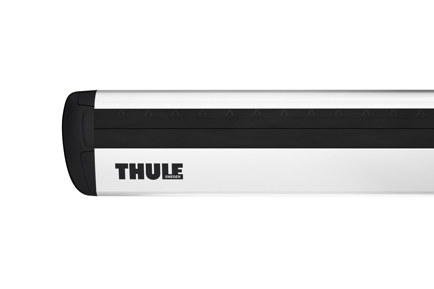 Barra Thule Aluminio WingBar Evo 135cm (7114) Thule 2 Barras