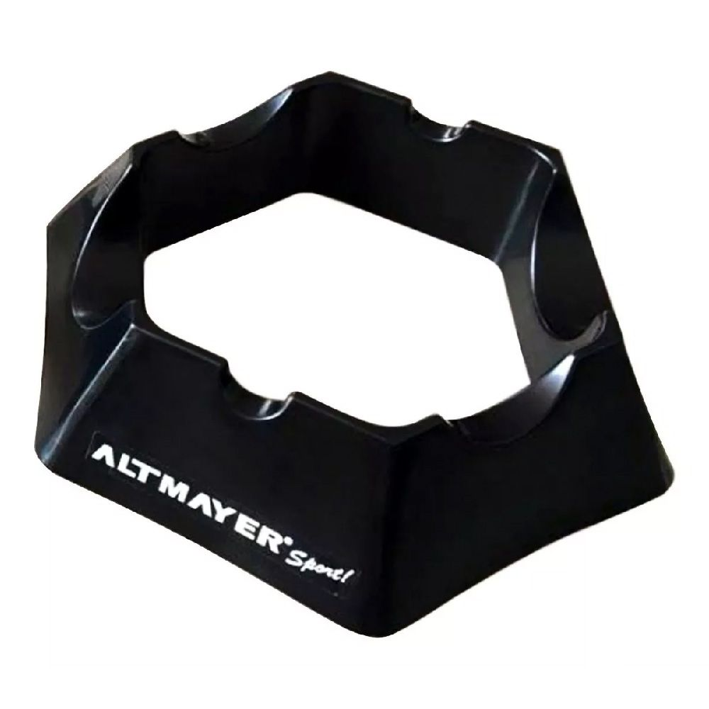 Base Alt Mayer Apoio P/ Roda Dianteiro Rolo De Treinamento