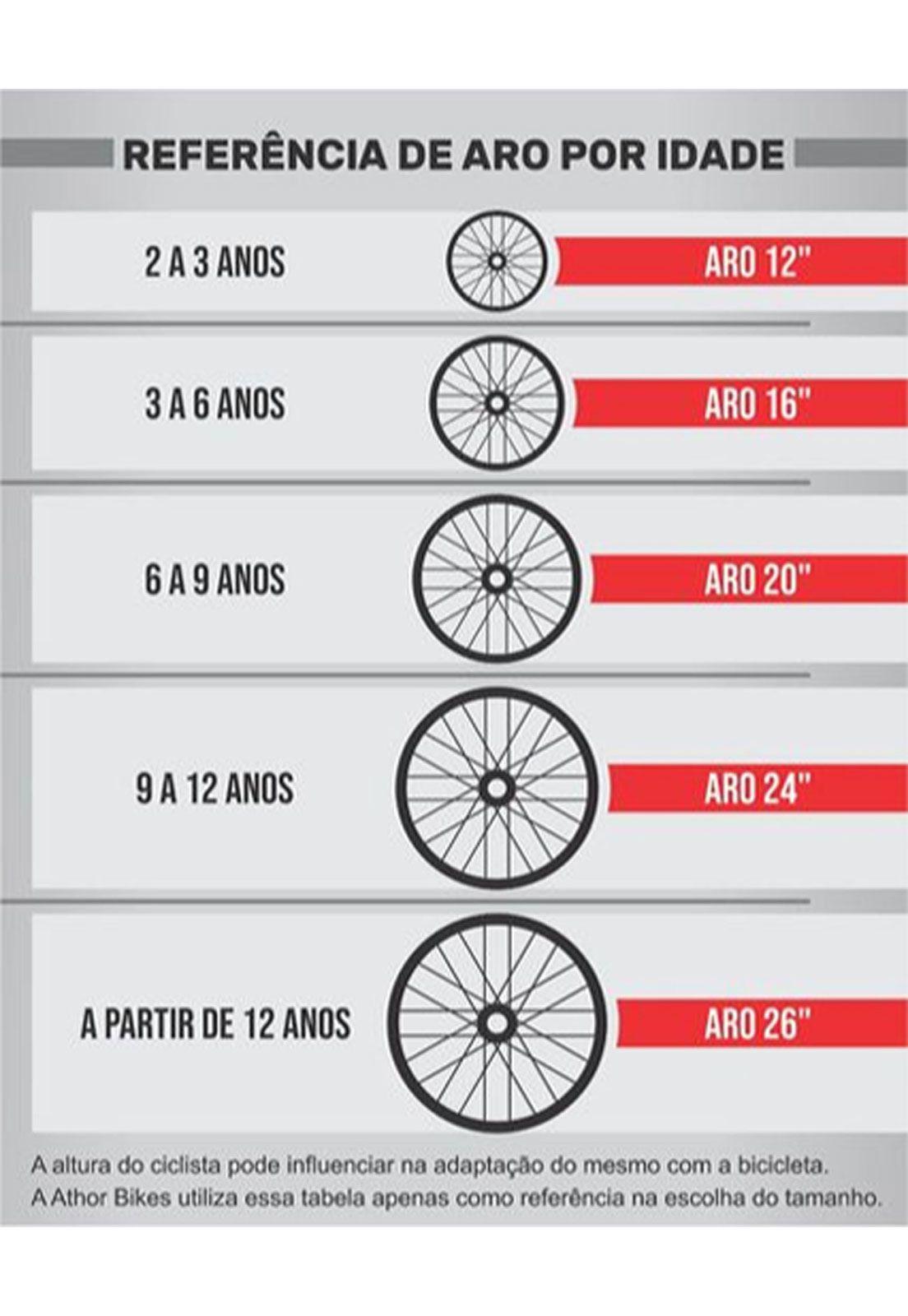 BICICLETA 26 ATHOR PTO/AZUL TOP ARO 26 18-M ATR 3.0 SUSPENSÃO