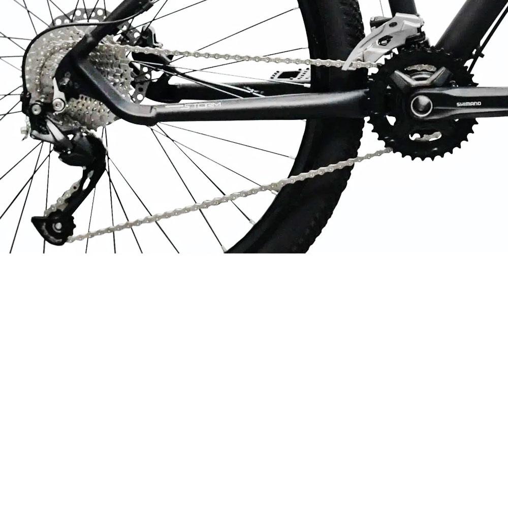 Bicicleta 29 Athor Storm 18v Shimano Altus SUSPENSÃO AR ALUMINIO