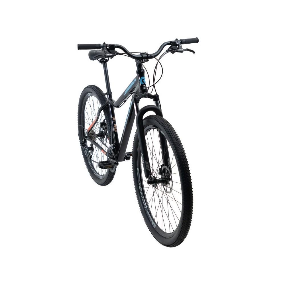 Bicicleta 29  RAVA NINA T/17 24V XTIME FREIO MECÂNICO preto