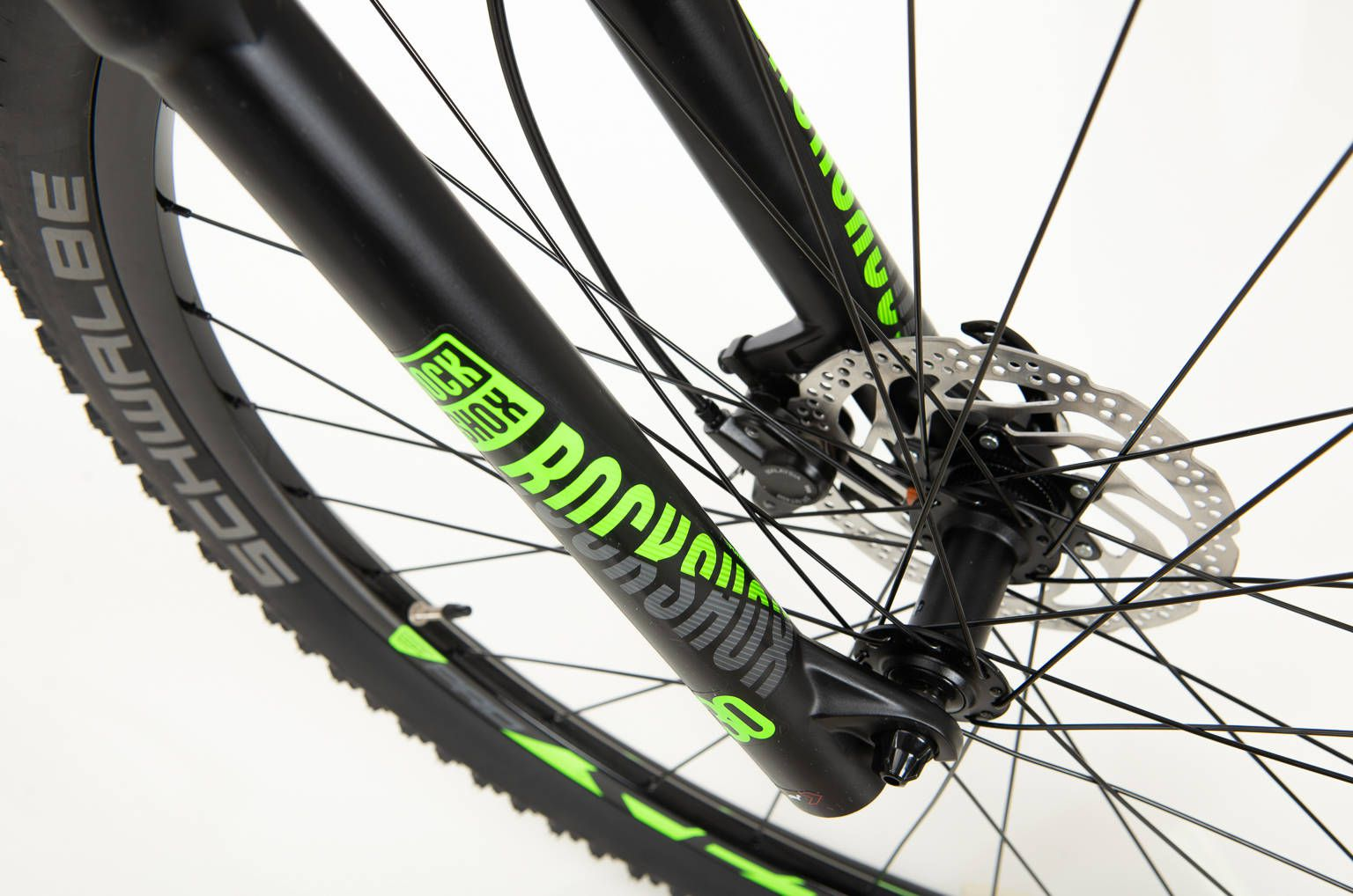 Bicicleta 29 Sense Impact Pro 2020 Verde/Preto Deore 20v