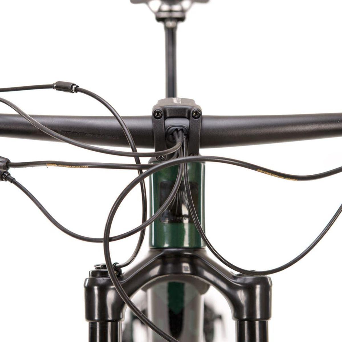 Bicicleta 29 Sense INVICTUS COMP  Carbono Full Cor Verde