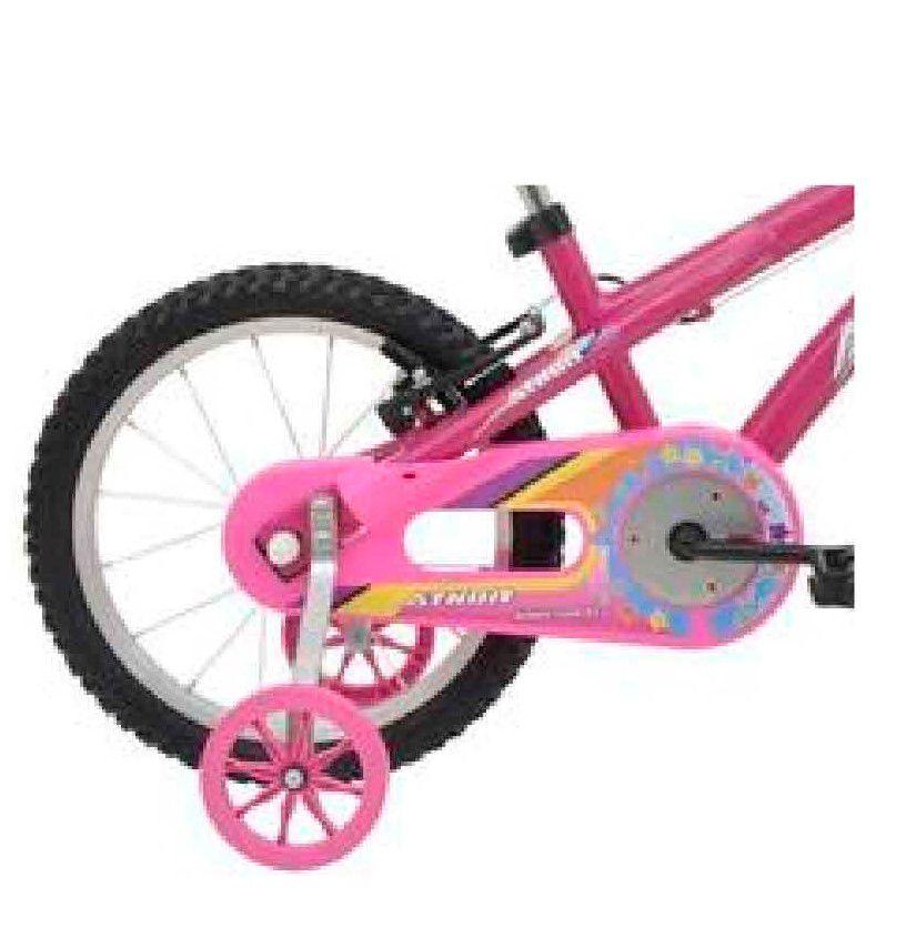 BICICLETA  ARO 16 ATHOR FEM. ROSA TOP GIRL