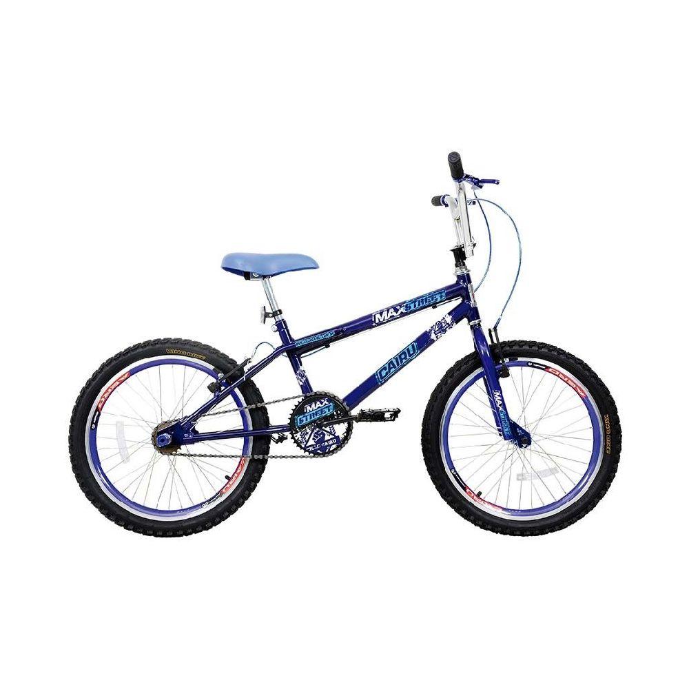 Bicicleta Aro 20 Cairu Aero Freest Max Street azul