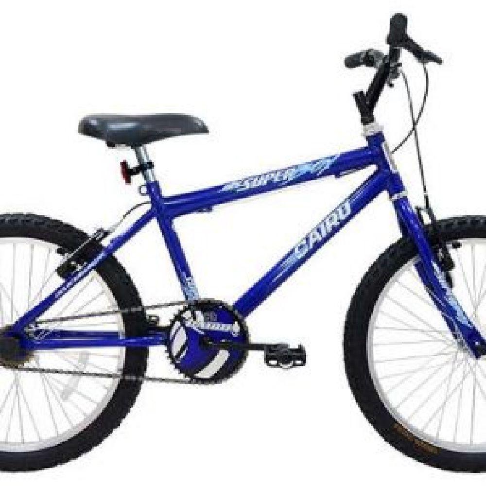Bicicleta Aro 20 Cairu Aro  Mtb Masculina Super Boy Azul
