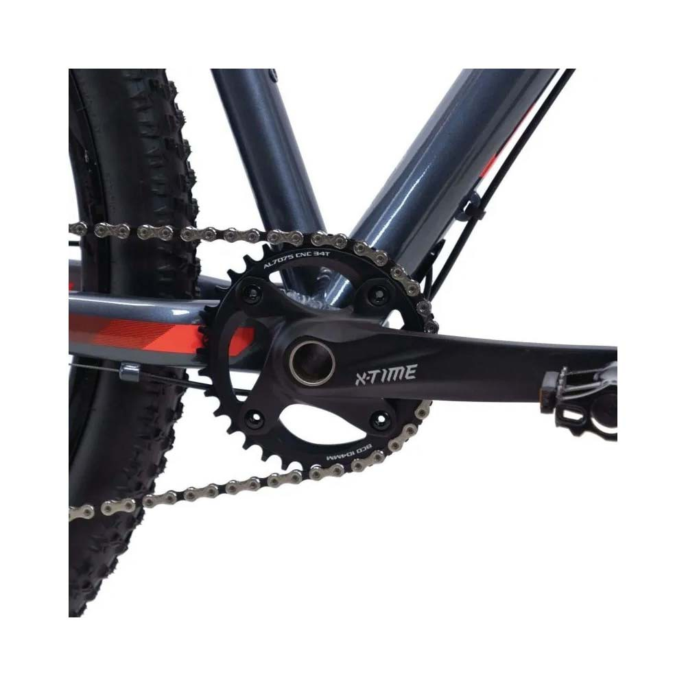Bicicleta Aro 29 Tsw HURRY PLUS 12V XT ALUMÍNIO
