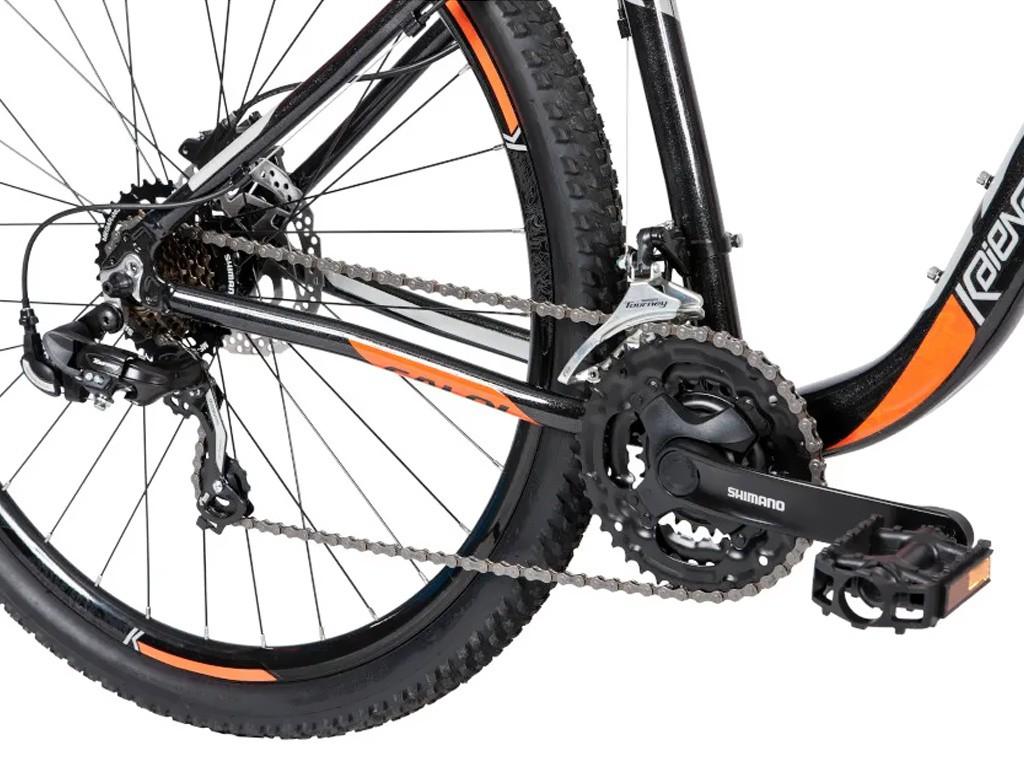 Bicicleta Caloi Kaiena Sport 2020  freio hidráulico Alumino