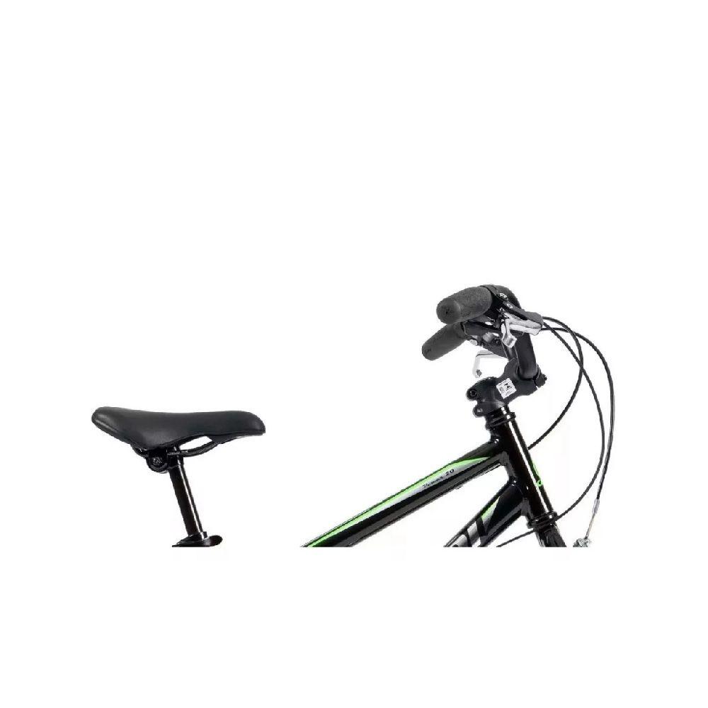 Bicicleta Caloi Power Aro 20 Preto Prl Infantil 7V