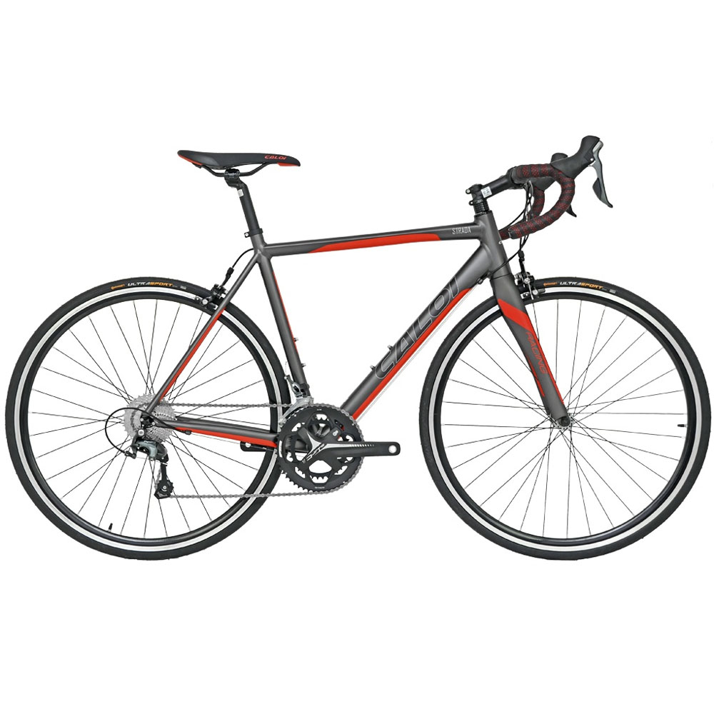 Bicicleta Caloi Strada Racing 2020 Tiagra 20v T/P