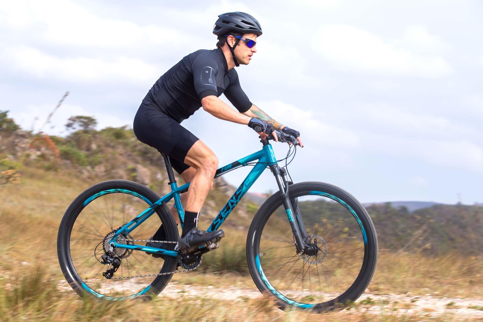 Bicicleta MTB Sense Fun COMP 2021/22 2X8V HIDRAULICO