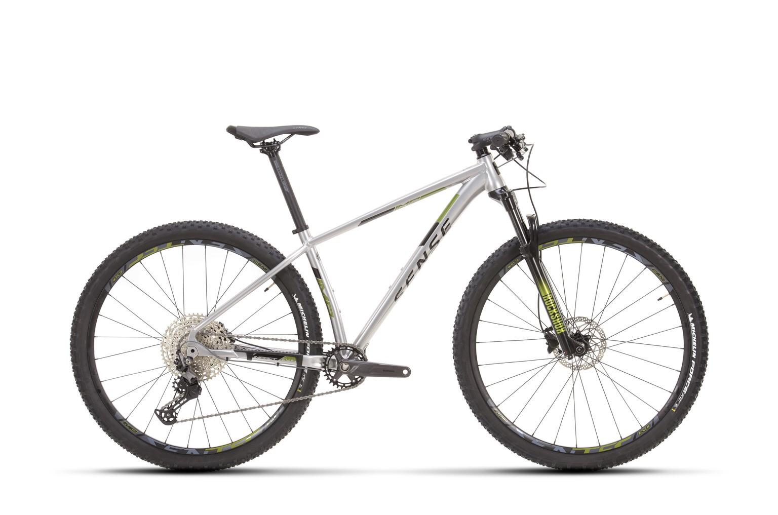 Bicicleta MTB Sense Impact Evo  2021/22 1X12V Deore Verde