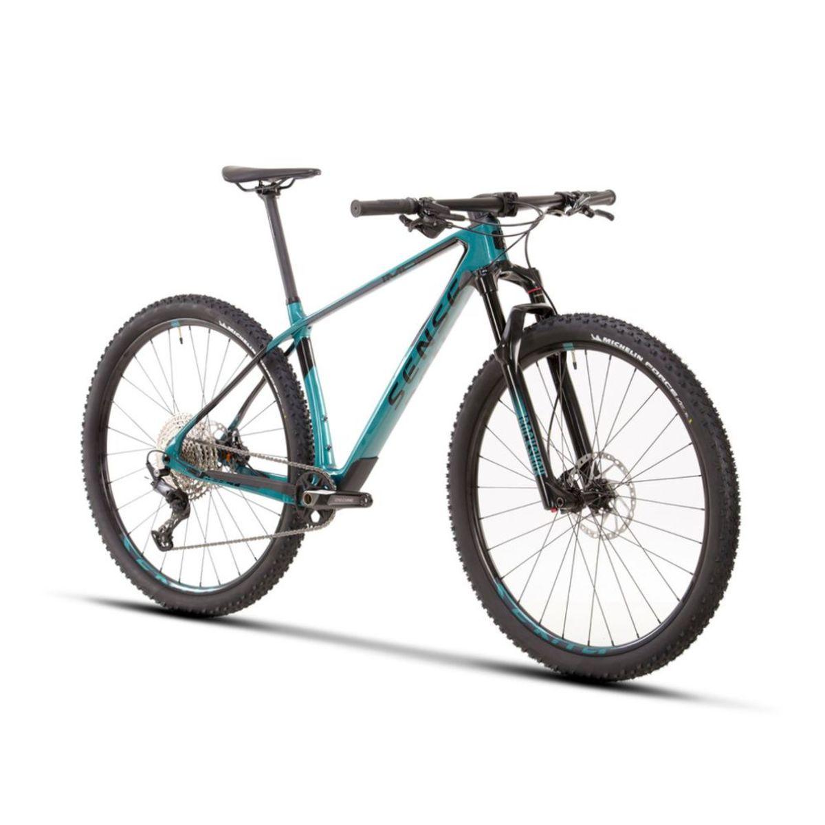 BICICLETA SENSE 29 IMPACT CARBON PRO 2021/22 Verde