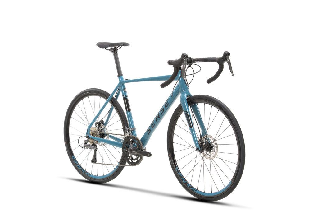 Bicicleta Sense Criterium Comp 2021/22 2X8  Aqua/Pto