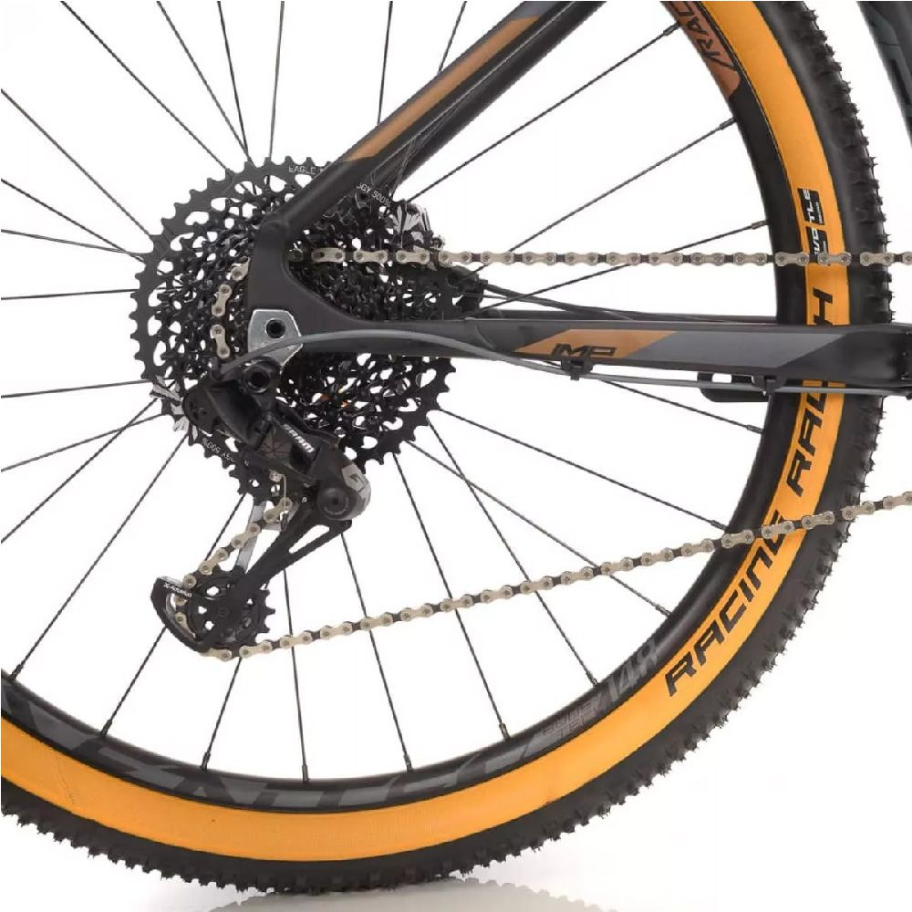 Bicicleta Sense Impact Race 2020  Dour/Cza 12v sram GX boost