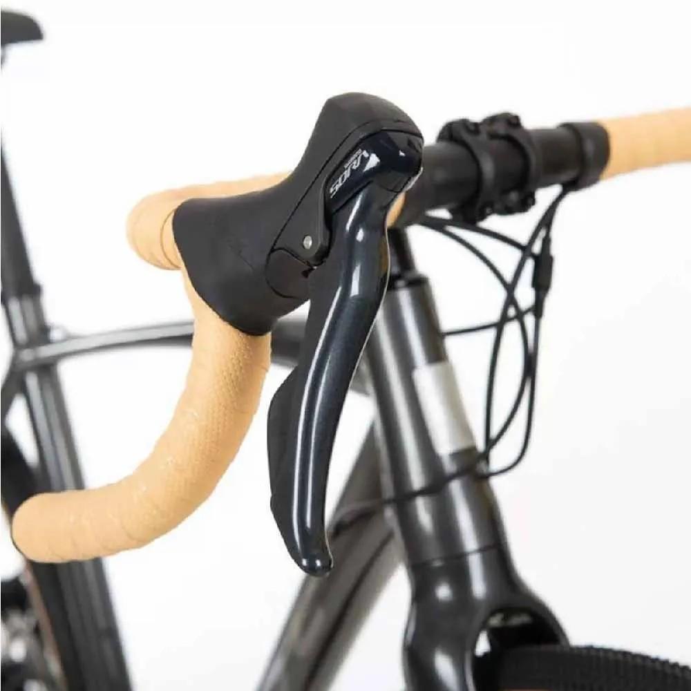 Bicicleta Sense Versa 2020 Cinza / Preto Sora 18v Gravel