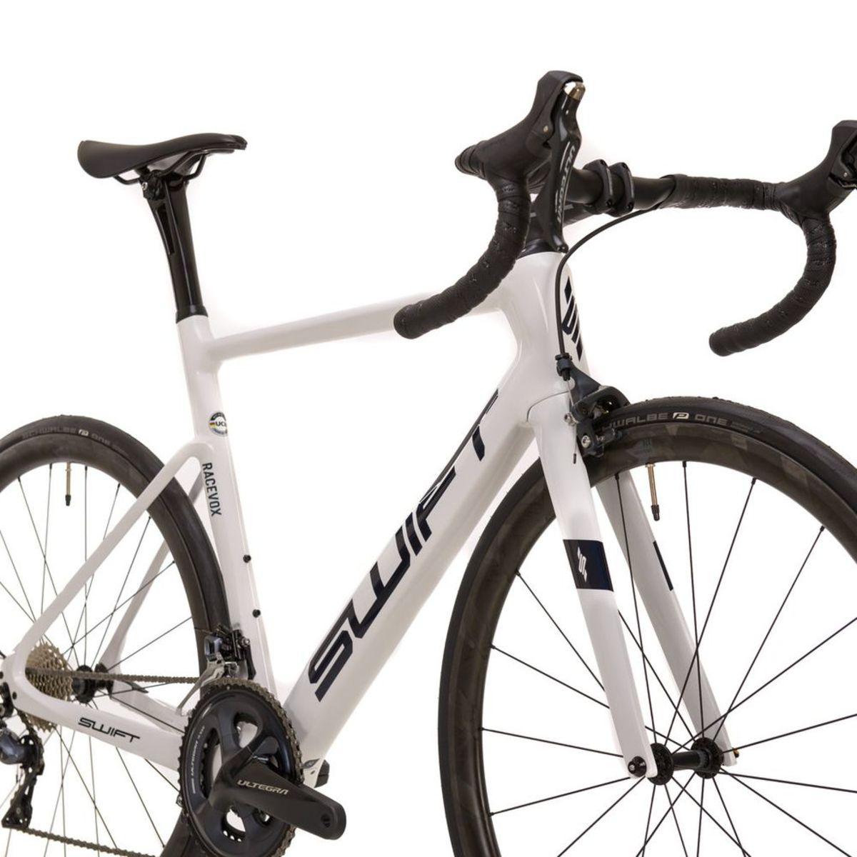 Bicicleta SPEED Swift Carbon RACEVOX CALIPER 2021/22 Ultegra Roda Carbono T/S (49CM)