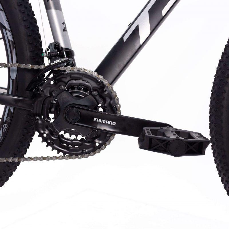 Bicicleta Tsw Ride T/17 Preto Aro 29 T/  21V SHIMANO 2020