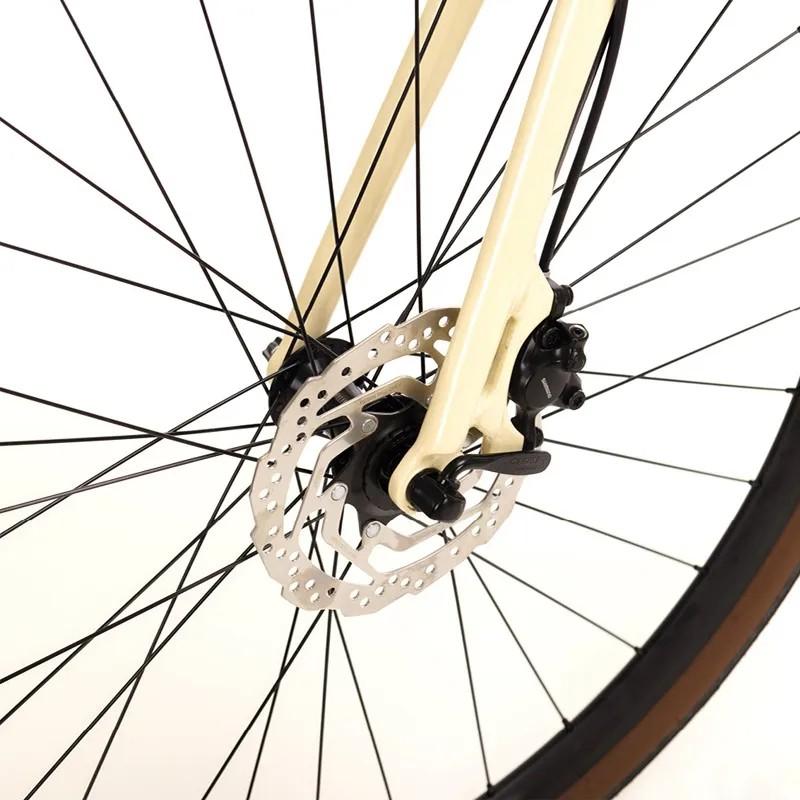 Bicicleta Urbana Sense Activ 2021/22  27v Aro 700 CREME