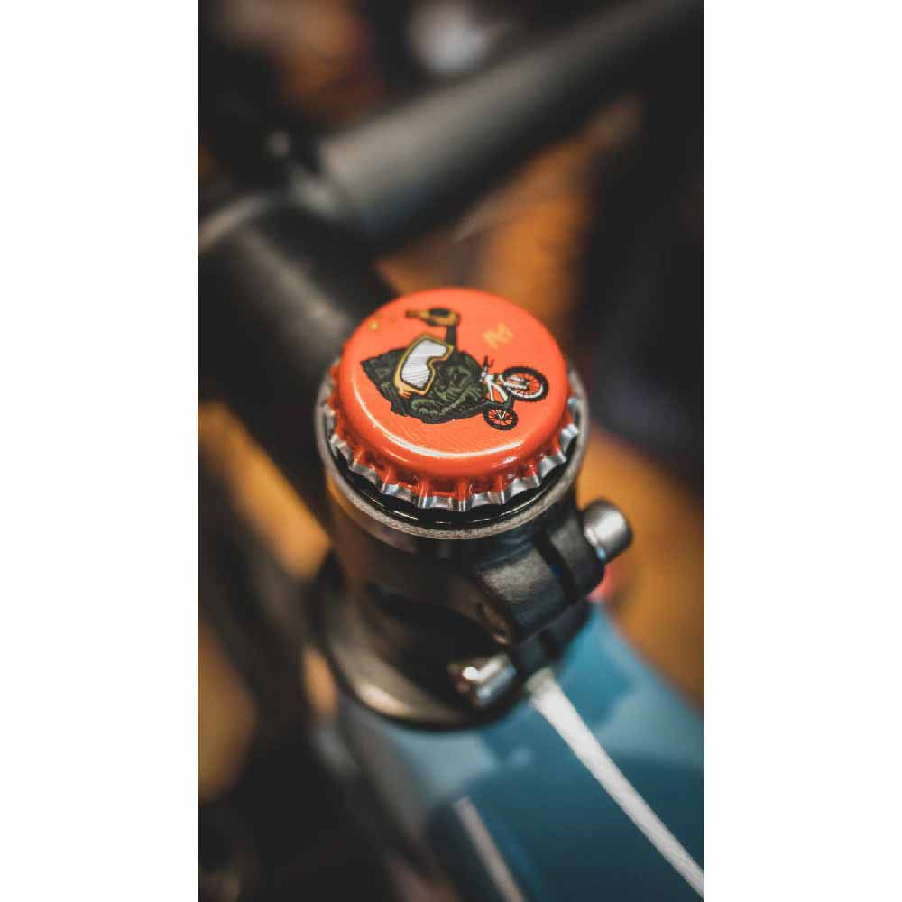 Bike Beer Cap -BBC Tampa De Direçao Nomad