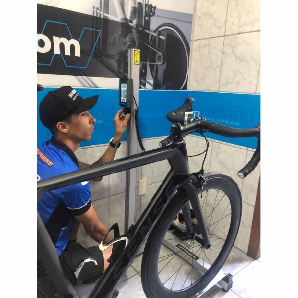 Bike Fitting Shimano 01 Bicicleta