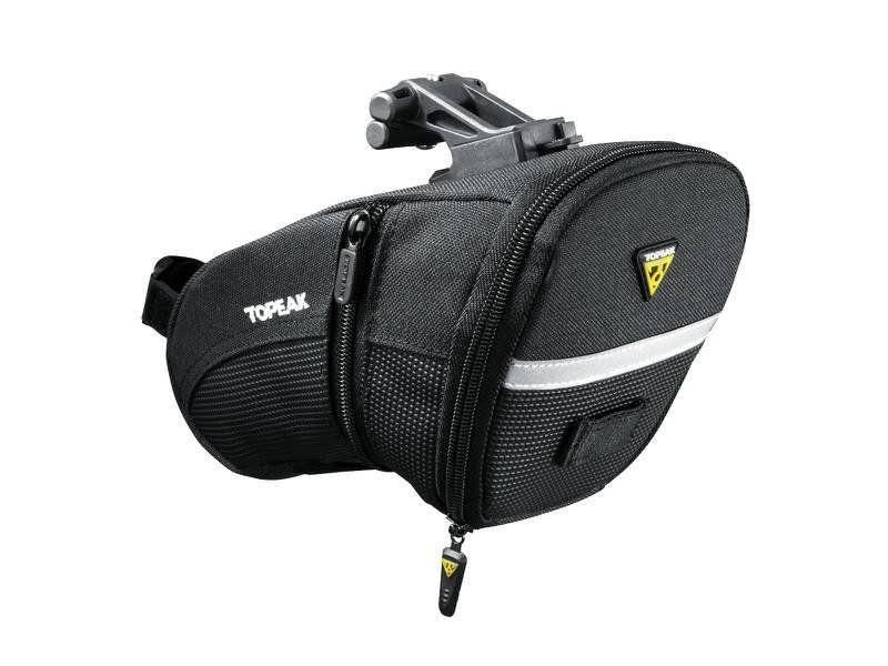 Bolsa De Selim Topeak Aero Wedge Pack Com Q-click Tam Grande