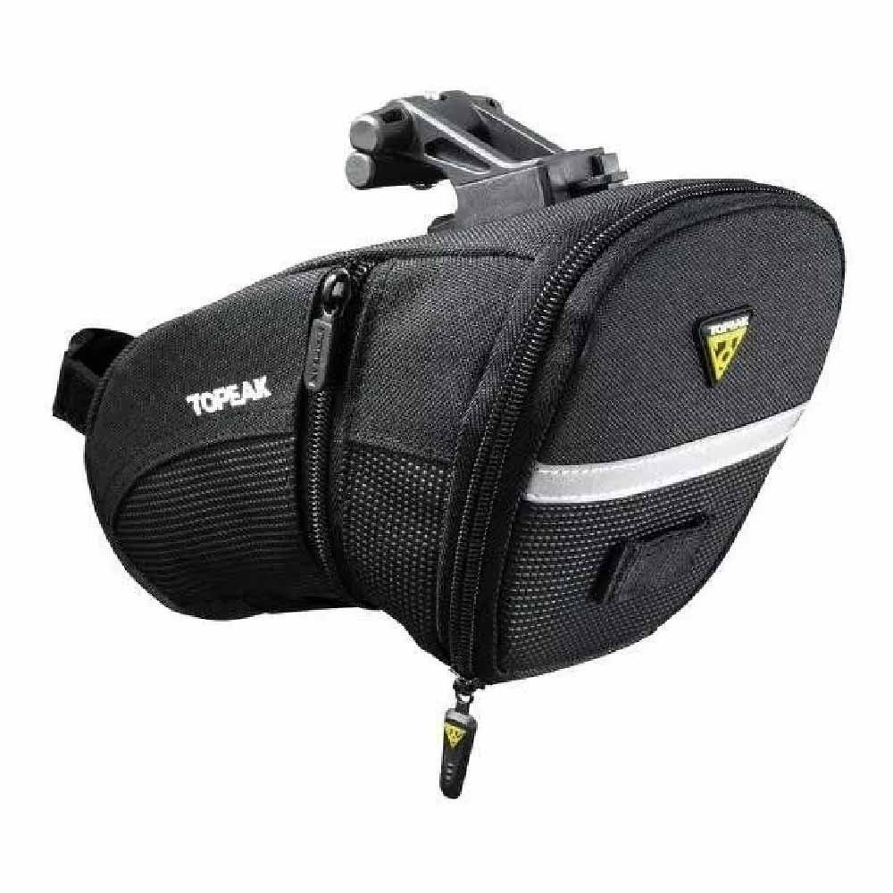 Bolsa Selim Topeak Aero Wedge Pack Com Q Click L
