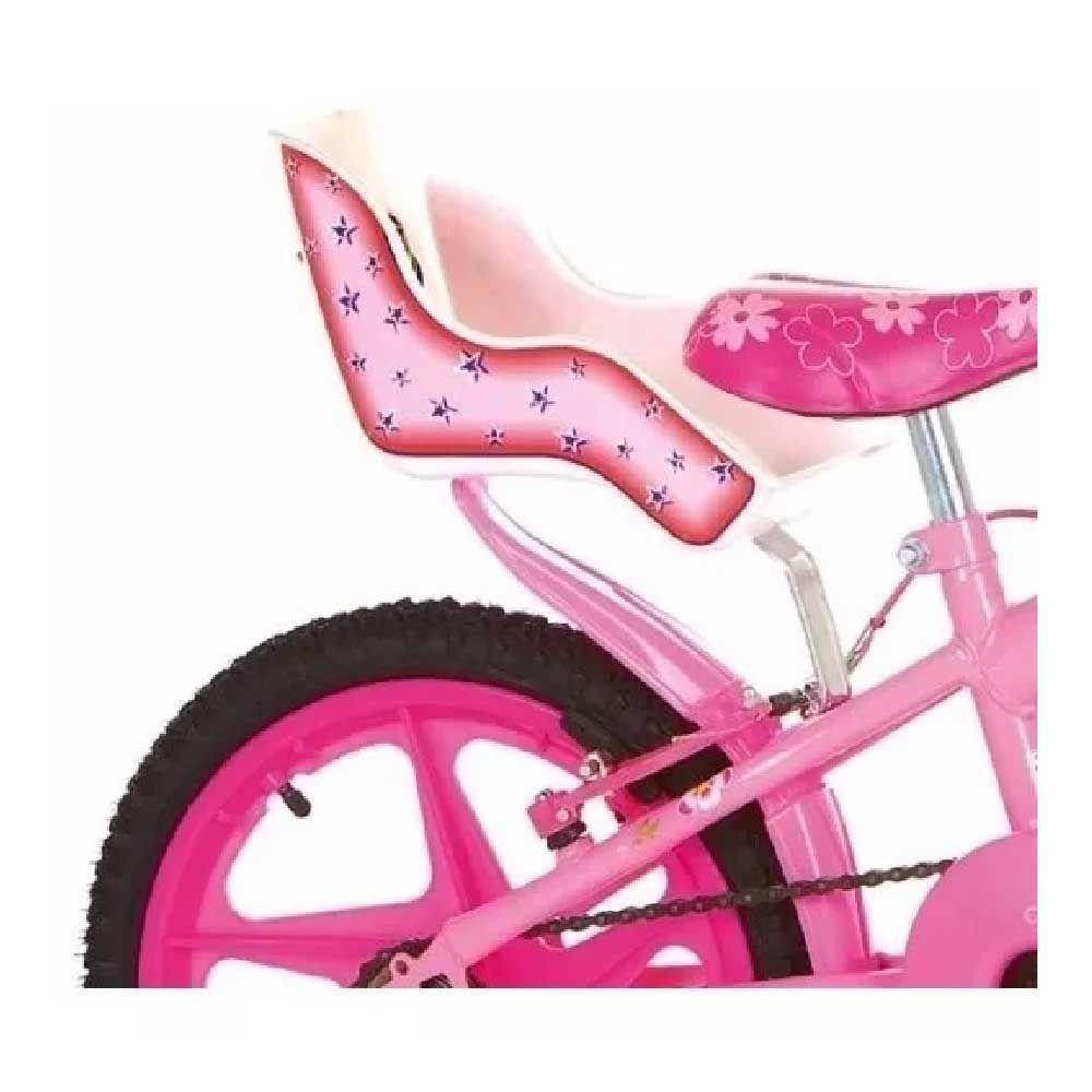 Cadeira Para Boneca Plastica Branco P- Bicicleta