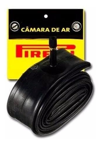 Camara De Ar Aro 20 Pirelli Válvula Americana 33MM Bico Grosso