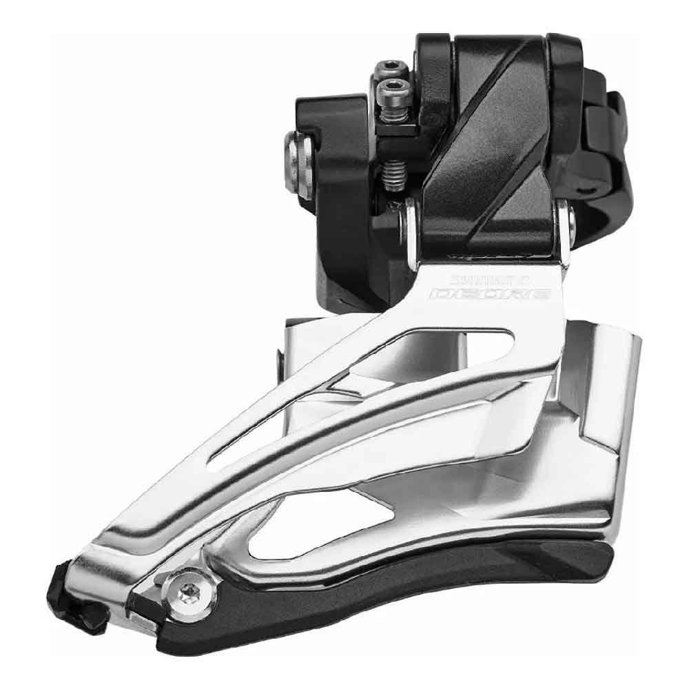 Cambio Dianteiro Duplo Shimano Deore Fd M618 - 34.9 2X10