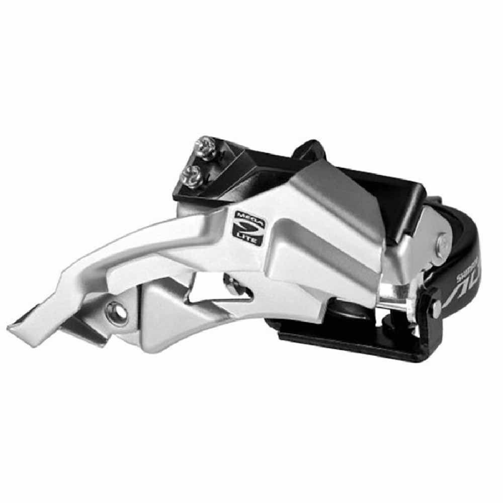 Cambio Dianteiro Shimano Altus 9V 34.9mm M2000
