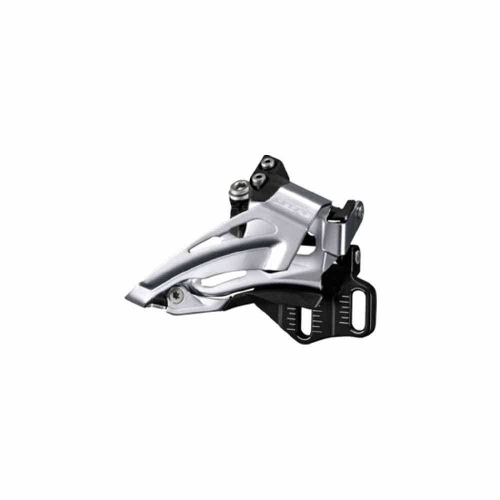 Cambio Dianteiro Shimano Deore 2x10 M618 Sem Abç/Full Fixar