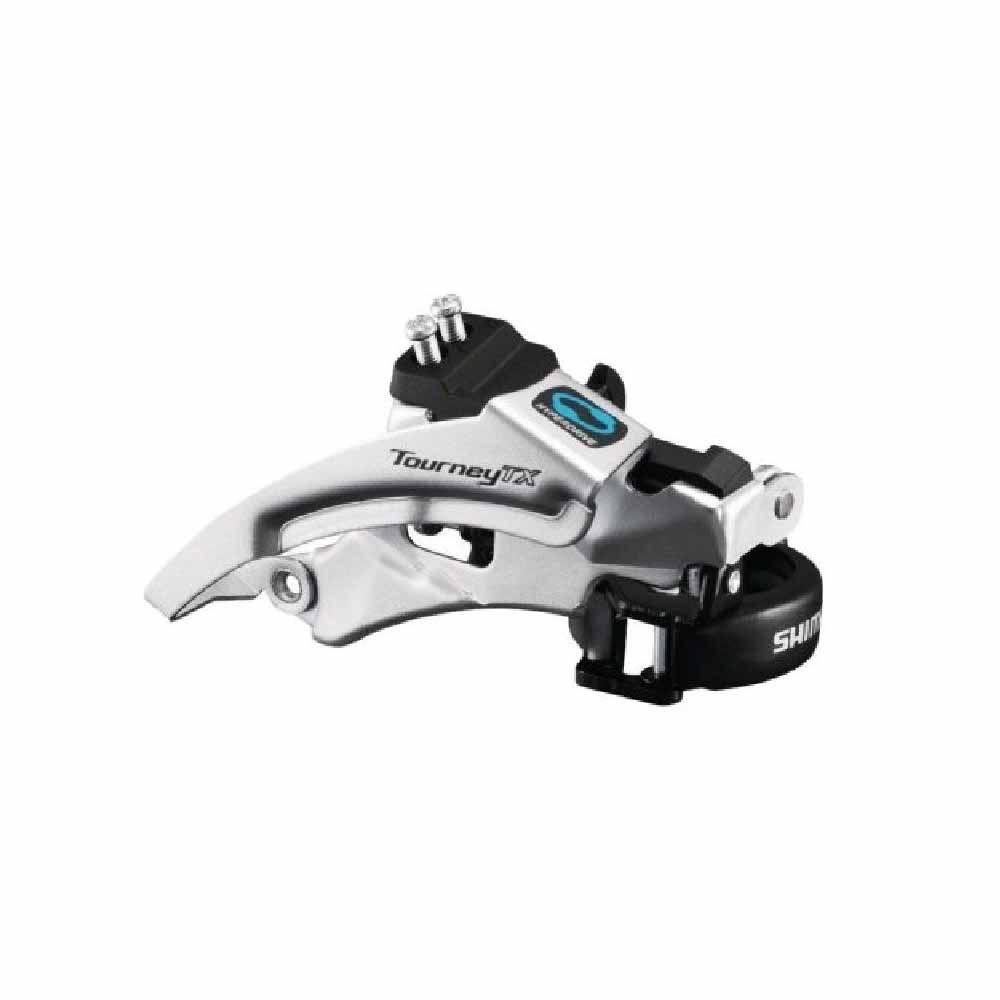 Cambio Dianteiro Shimano Tourney TY500 7/8v - Abç 34.8 Dual