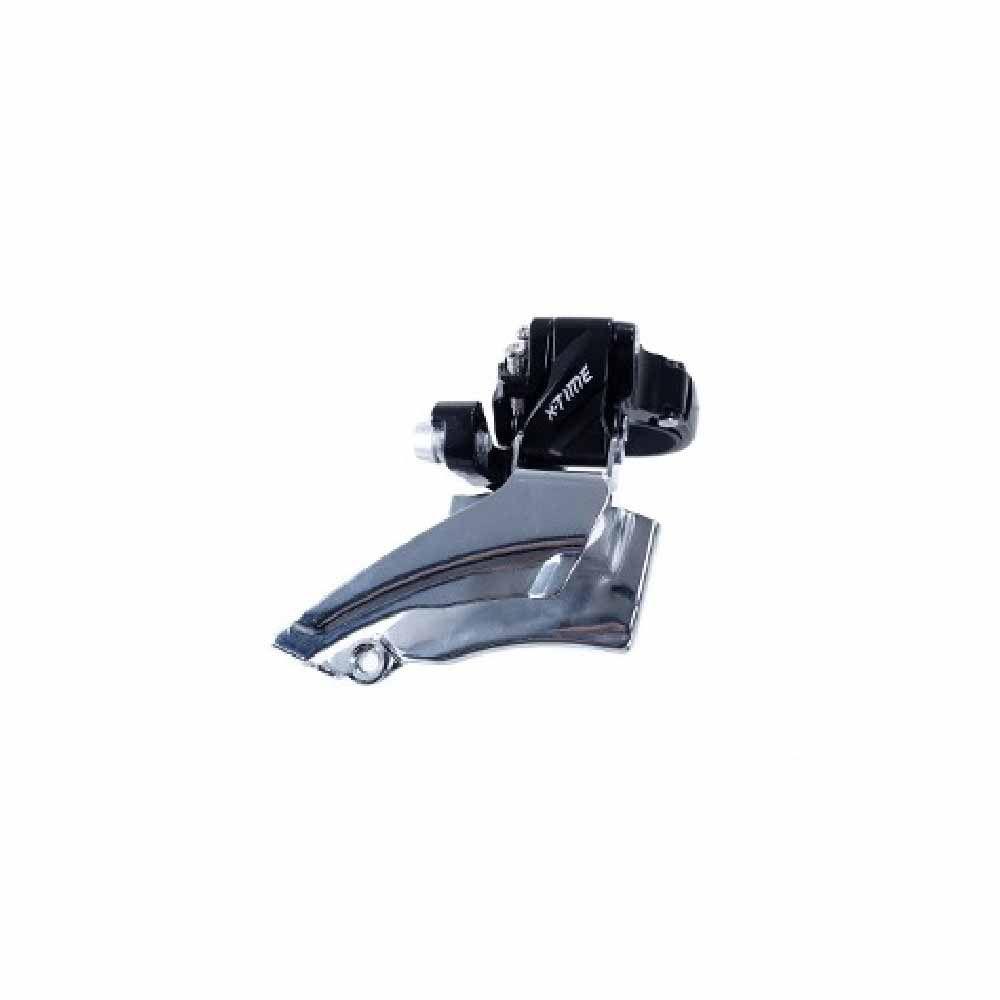 Cambio Dianteiro Xtime 2X10 Abraçadeira Alta Alumínio