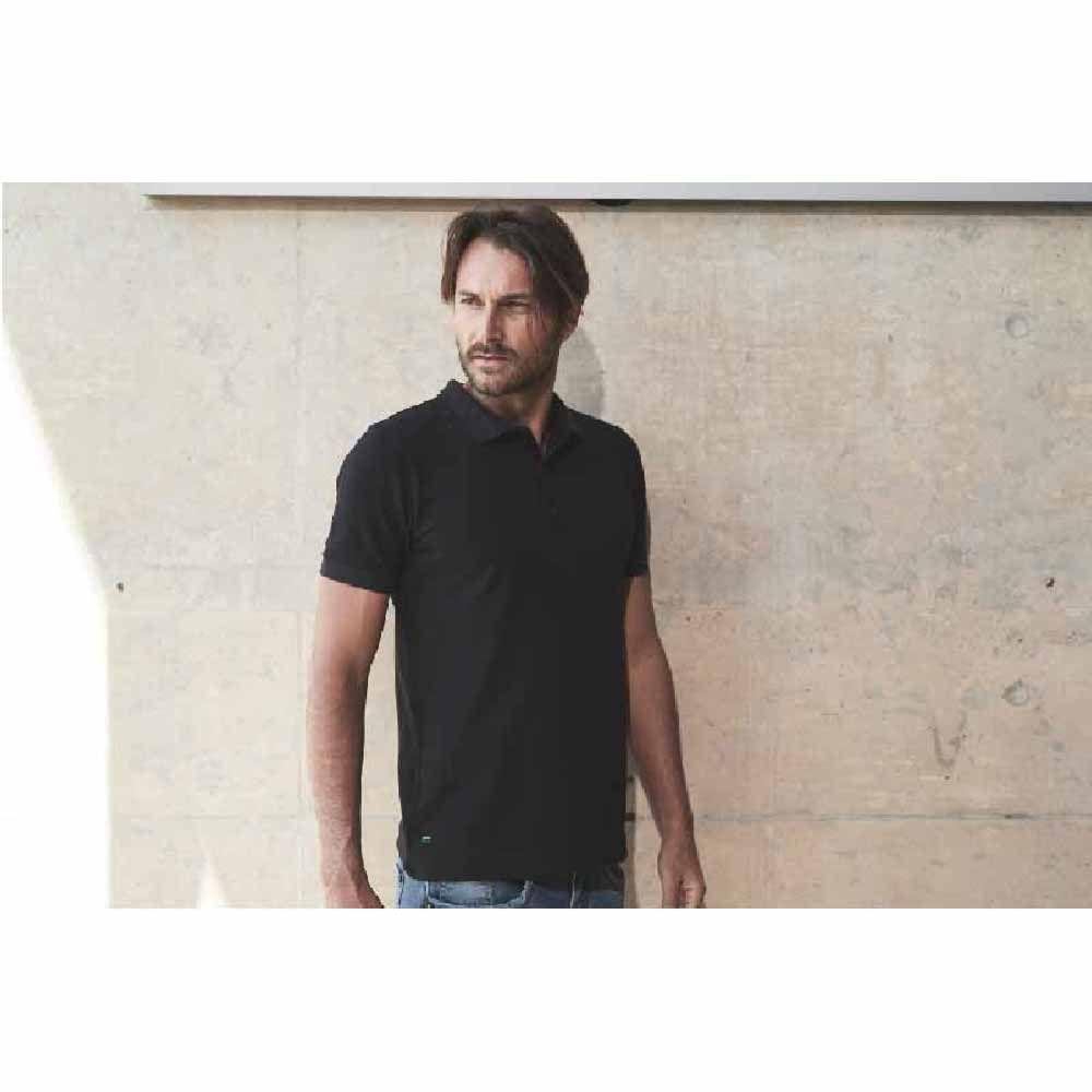 Camisa Sense Polo T/G Masculino Preto