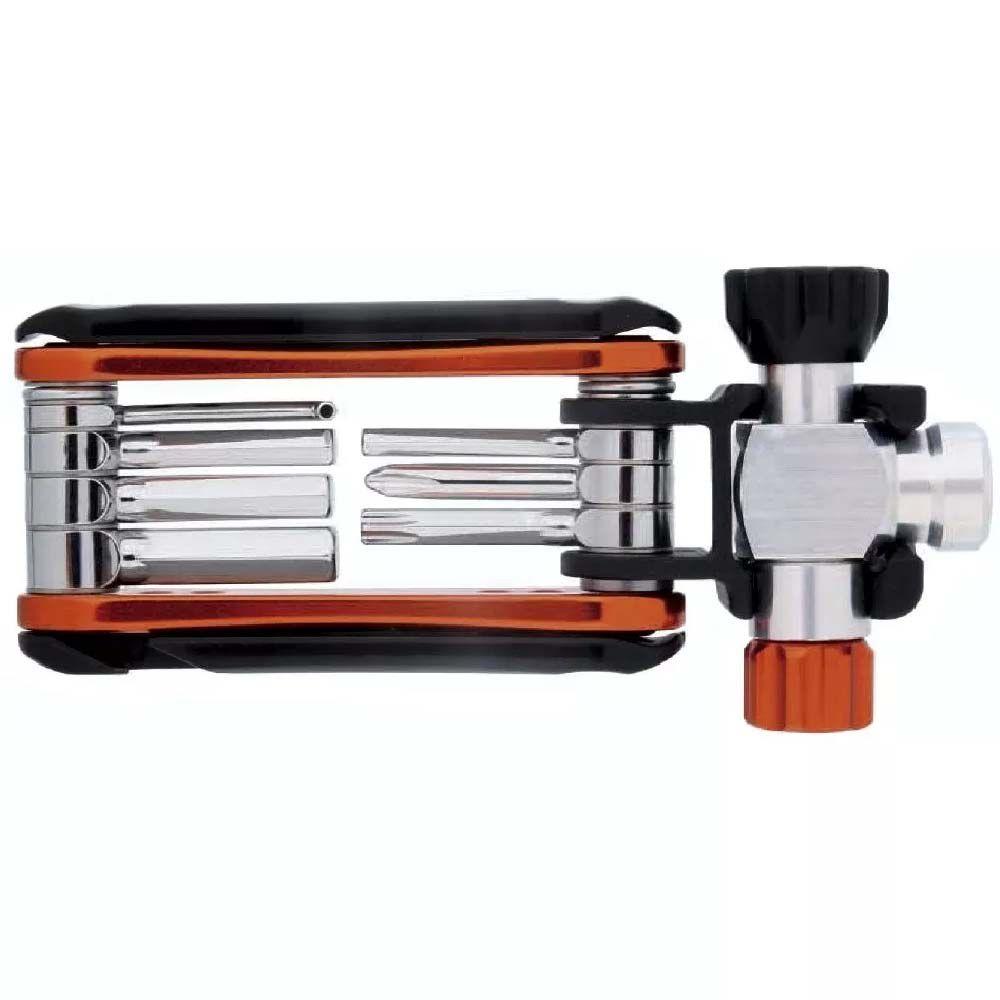 Canivete De Chave Multi Funções Super B C/Válvula P/CO2