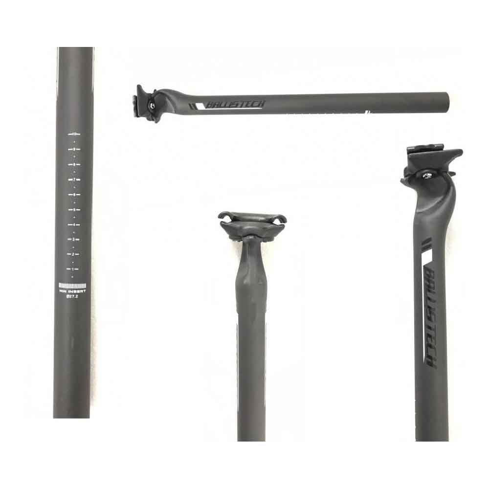 Canote Carbono 31.6 Ballistech 400mm
