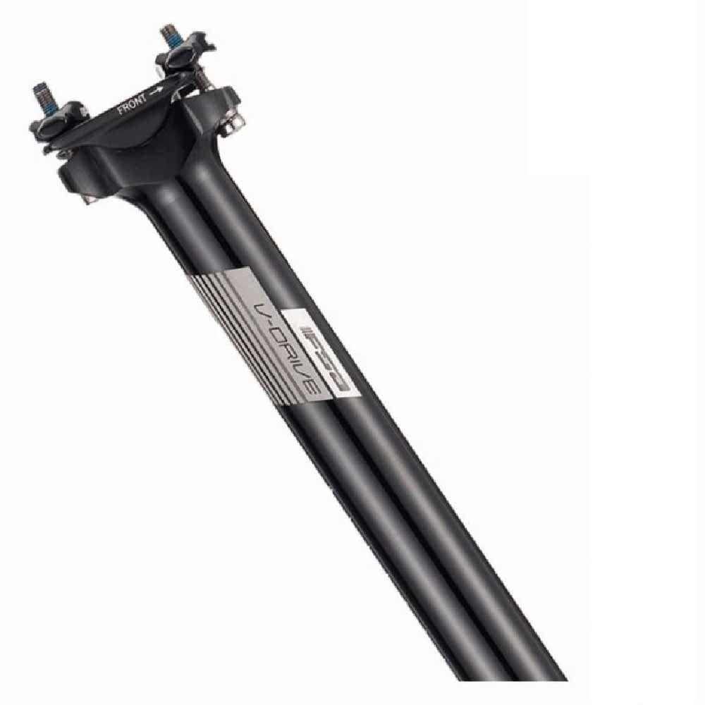 Canote Fsa Vdrive Aluminio 31.6 X 400mm Preto