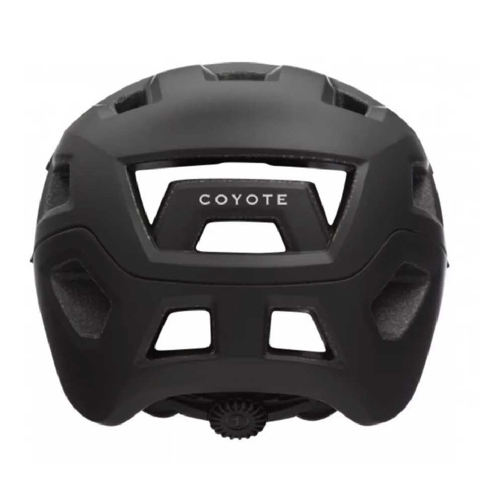 Capacete Laser Mtb Coyote T/M Preto
