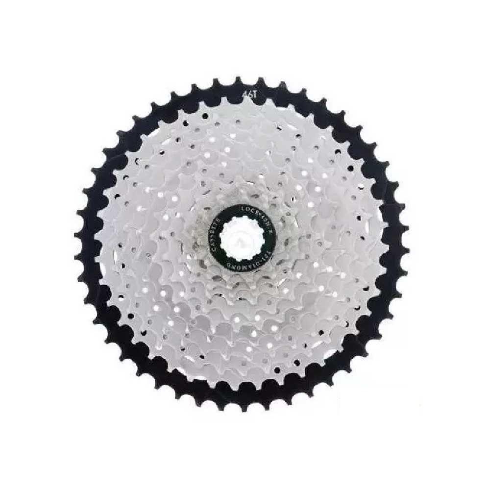 Cassete K7 11V 11/46 Tri Diamond Aço Cromado