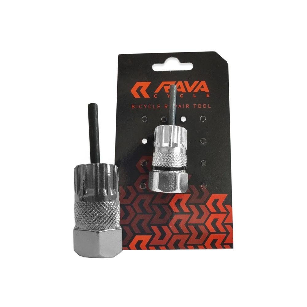 Chave Extrator De Cassete K7 Disco Center Lock Rava